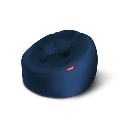 Fatboy® Lamzac O Luftsofa dunkelblau | aufblasbares Sofa/Liege/Bett | Sitzsack mit Luft gefüllt |...*