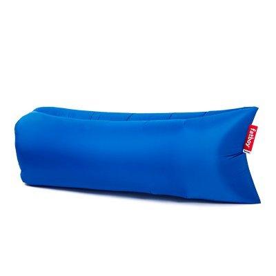 lamzac Fatboy 2.0 Luftsofa Petrol | Aufblasbares Sofa/Liege in Blau, Sitzsack mit Luft gefüllt |...
