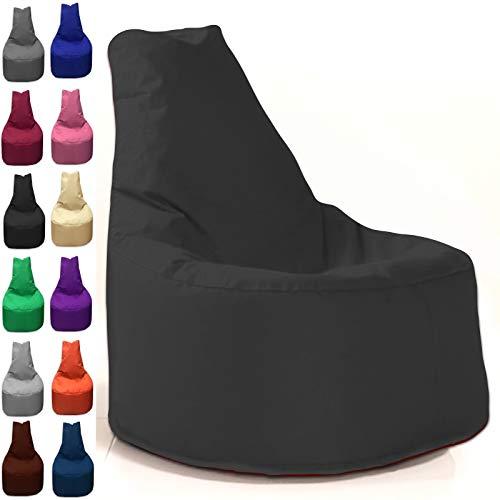 Sitzbag Sitzsack Sessel XL - XXL für Kinder und Erwachsene - In & Outdoor Sitzsäcke Kissen Sofa...*