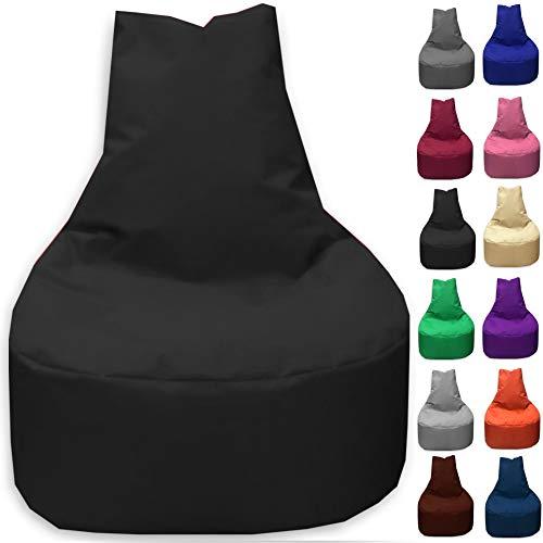Sitzbag Sitzsack Sessel XL - XXL für Kinder und Erwachsene - In & Outdoor Sitzsäcke Kissen Sofa...