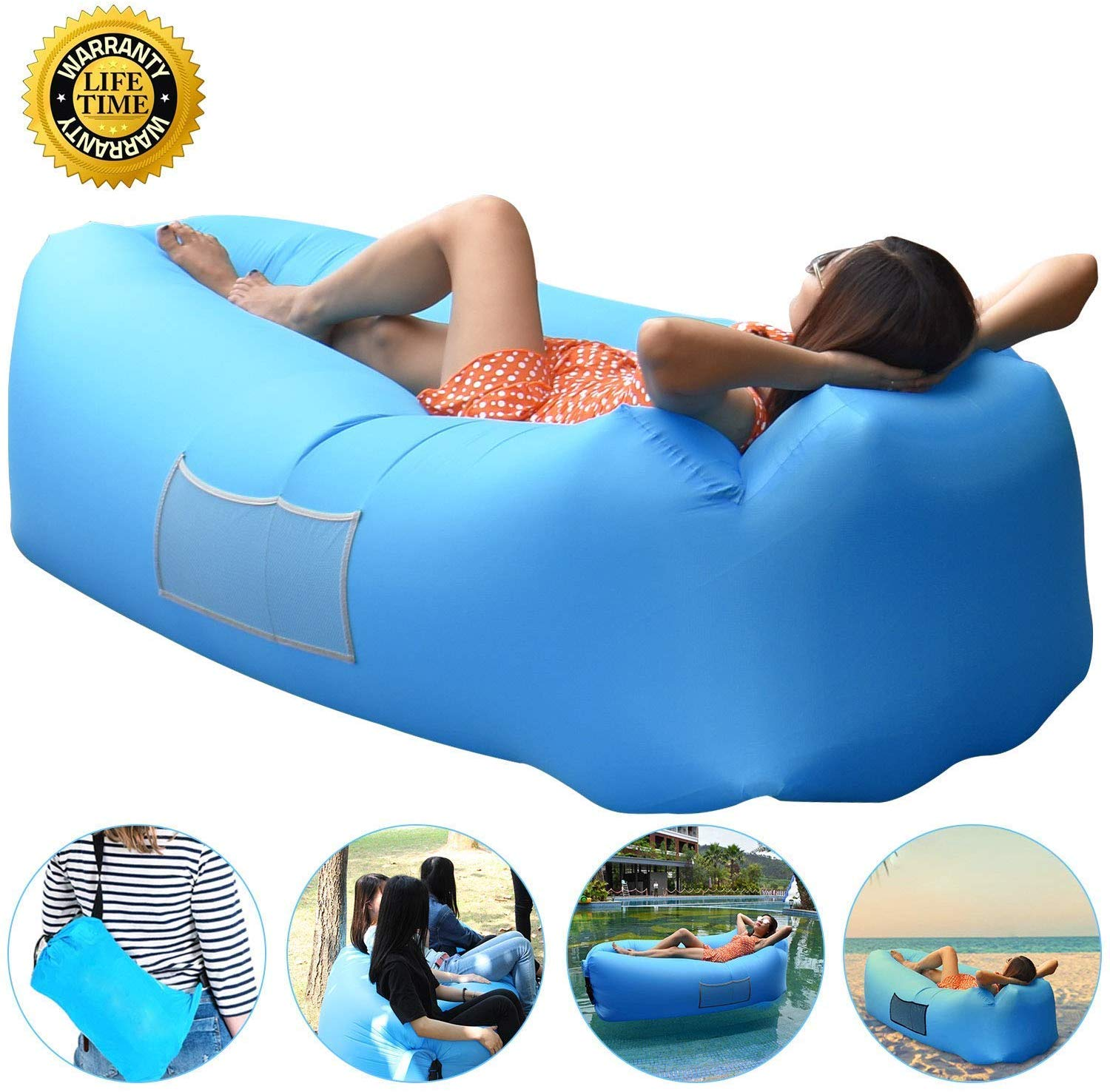 Aufblasen air lounger lidl Our Products